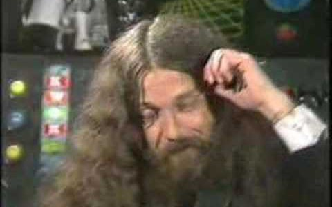 Alan Moore Interviewed On Get Fresh In 1987