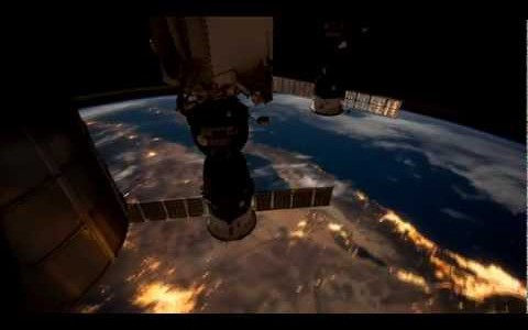 Amazing Time-Lapse Video Of Earth From The Space Station