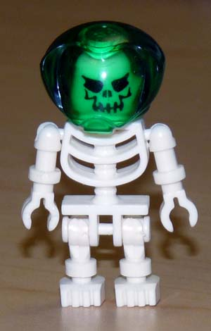 Knock-off Lego skelton figure