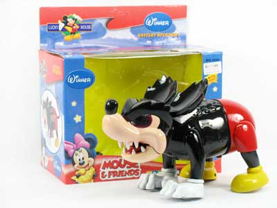 Bootleg Mickey Mouse toy