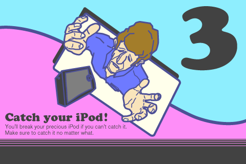 Catch your iPod