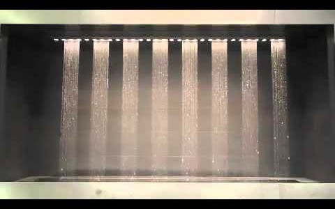Water clock at Osaka City Station