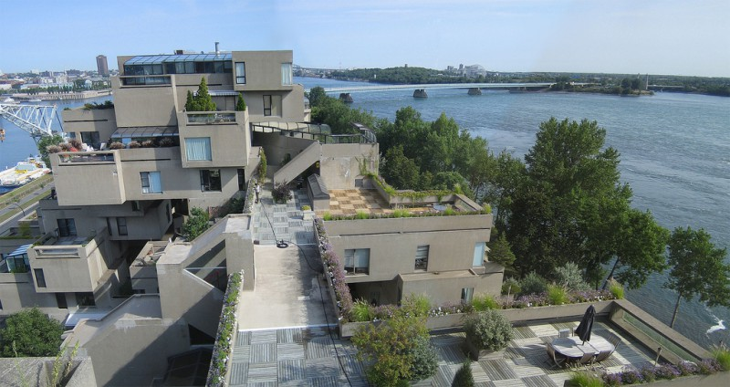 Within Habitat 67