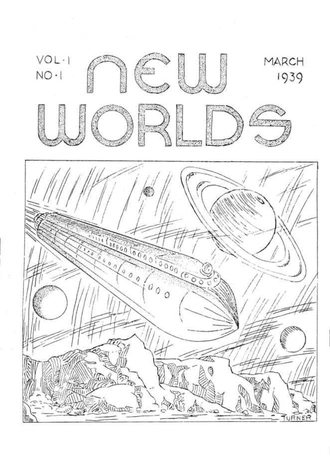 New Worlds issue 1