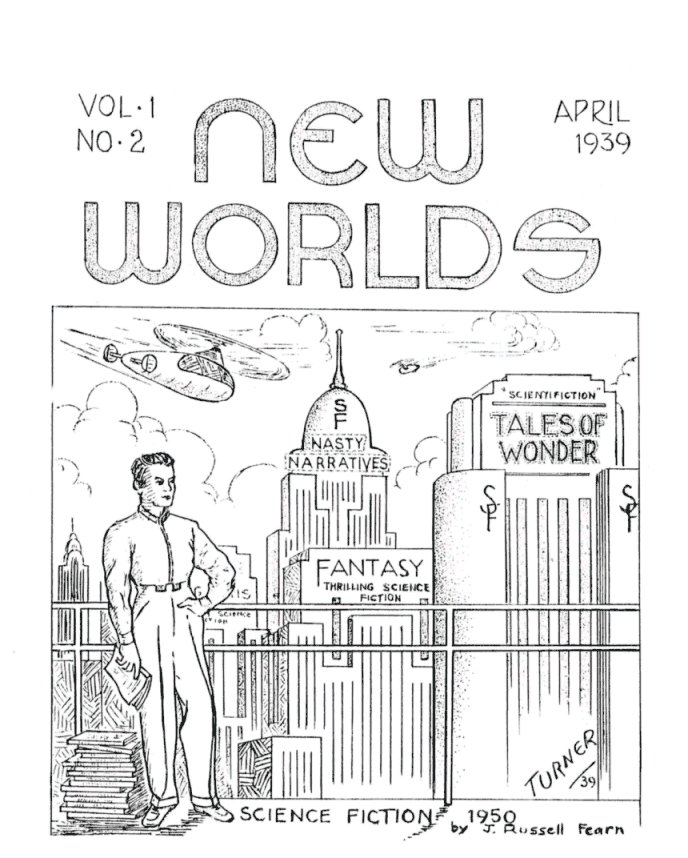 New Worlds issue 2