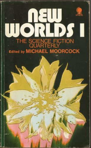 Front cover of New Worlds issue 202