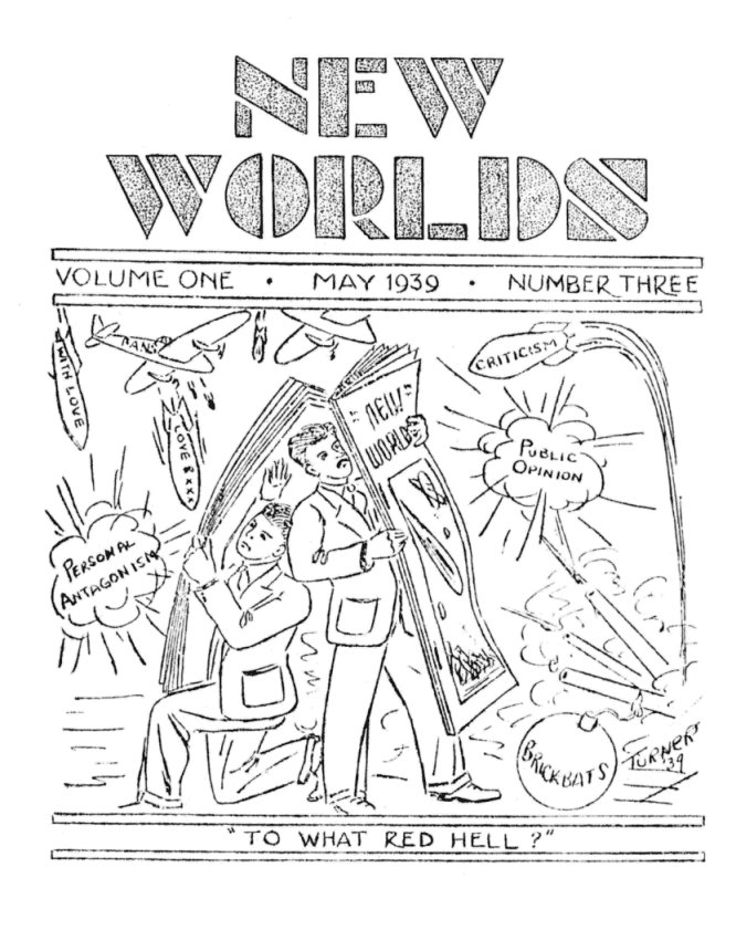 New Worlds issue 3