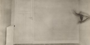 Room with Eye - Maurice Tabard and Roger M. Parry, 1930, Gelatin silver print