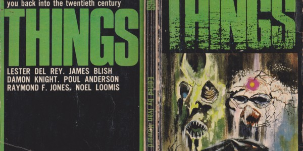 Cover of a book called Things