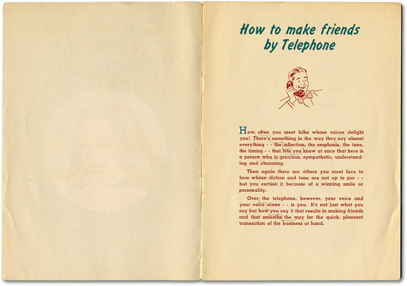 Intro to Make Friends By Telephone