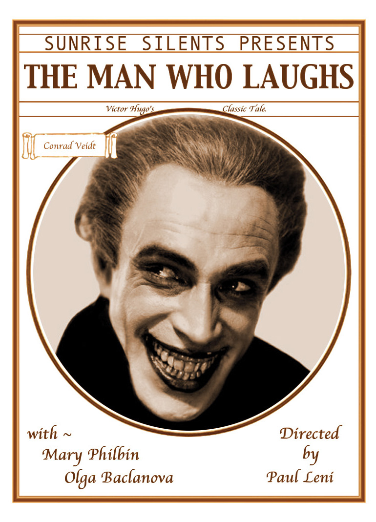 The Man Who Laughs Poster