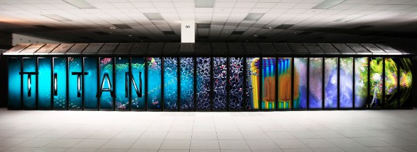 Supercomputer called Titan
