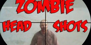 Zombie Headshots Supercut