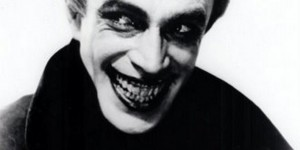 Conrad Veidt in The Man Who Laughs