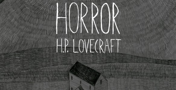 Cover illustration from The Dunwich Horror by HP Lovecraft
